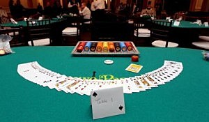 All In For Wishes Celebrity Poker Tournament For Make-