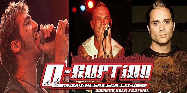 Godsmack, Five Finger Death Punch, Skillet, and More