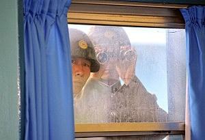 New USFK Commander Visits Panmunjom