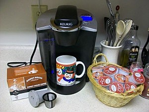 BIG Rich's Keurig