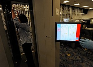 TSA Tests New Body Scanning Technology At Vegas Airport