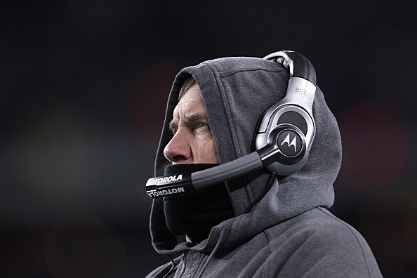 Why Does New England Patriots Head Coach Bill Belichick Wear A Hoodie