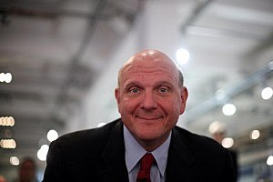 Chief Executive Officer of Microsoft Corporation Steve Ballmer