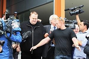 MegaUpload Founder Kim Dotcom Released On Bail