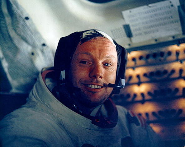 Neil Armstrong Dead