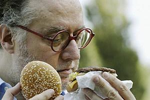 Italian Food Critic Edoardo Raspelli Sued By McDonalds
