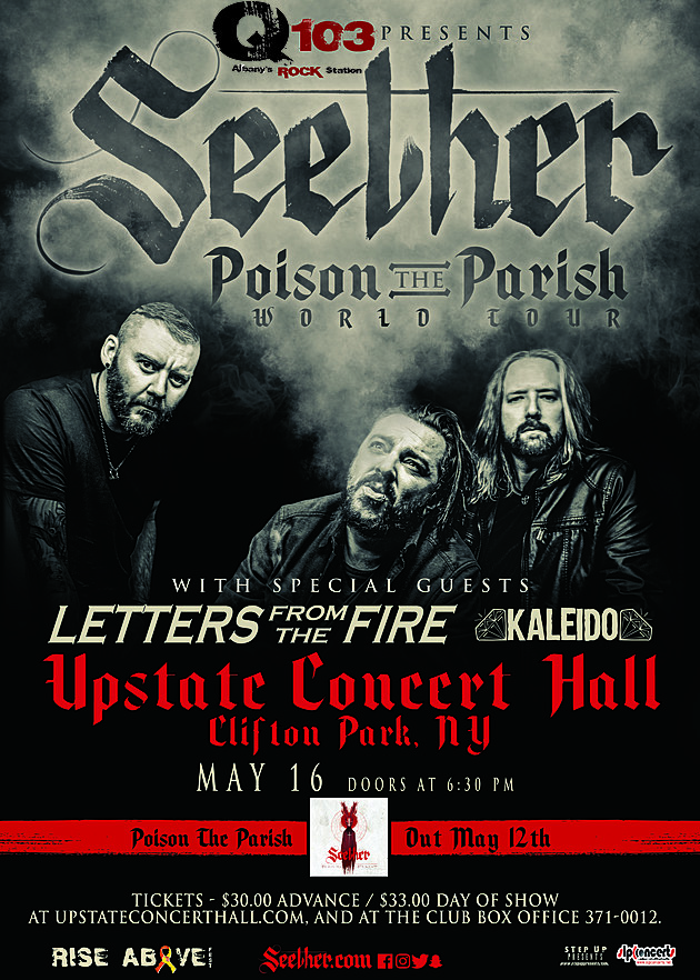 Seether UCH presents