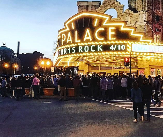 chris rock palace theare