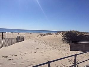 The Beach at Asbury Park