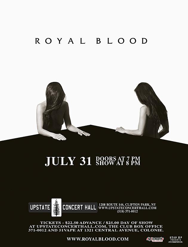 Royal Blood UCH 2