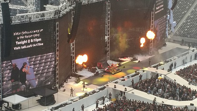 Avenged Sevenfold rockin MetLife Stadium/Photo Credit: The Rutigliano Archives
