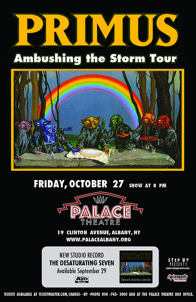 Primus Palace Theatre flyer