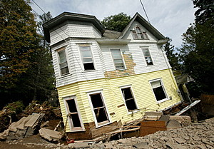 Upstate New York Continues To Feel Effects Of Post-Irene Floods